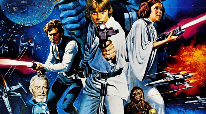 'Star Wars' is Officially Forty Years Old