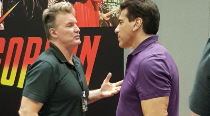 Sam Jones Denies That He and Lou Ferrigno Got Into a Fight at MCM London Comic Con