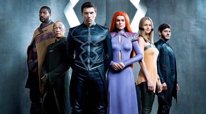 First Look at the Main Cast of Marvel's 'Inhumans'