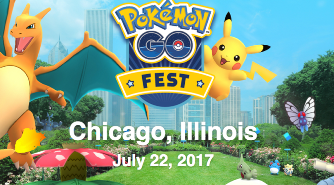 Pokemon Go Fest Has Been Kind of a Disaster