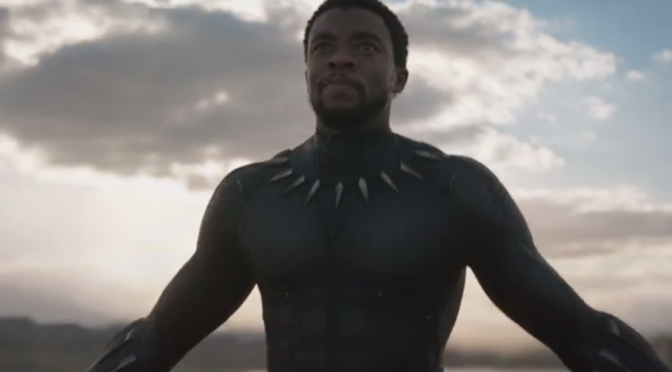 The First Trailer for 'Black Panter' Looks Incredible