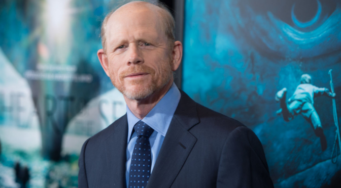 Ron Howard Officially Taking Over Directing the Han Solo Movie