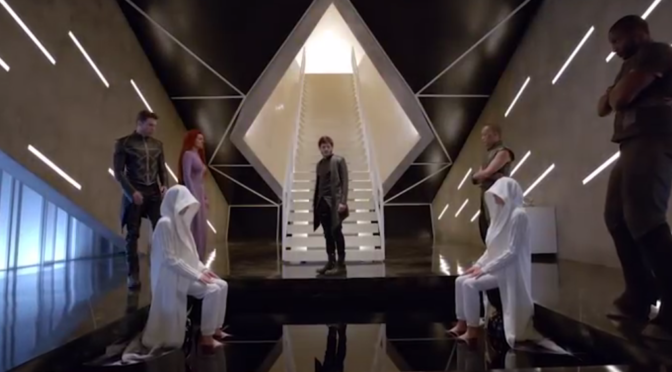 The Trailer For Marvel's 'Inhumans' Is Super Dramatic
