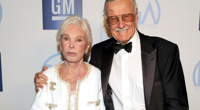 Joan Lee, Stan Lee's Wife, Has Passed Away