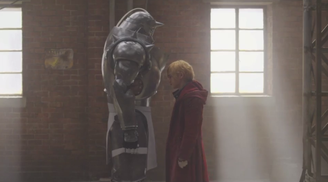 The Latest Trailer For 'Fullmetal Alchemist' Looks Pretty Neat