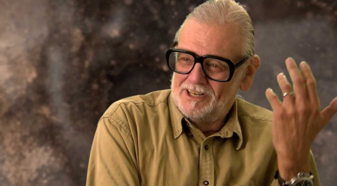 'Night of the Living Dead' Director George Romero Has Passed Away