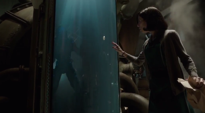 The First Trailer For Guillermo del Toro's 'The Shape of Water' Has Arrived