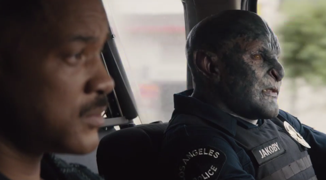 The New Trailer for Netflix's Movie 'Bright' Looks Really Cool