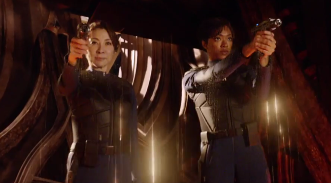 The New Trailer For 'Star Trek: Discovery' Is Intriguing