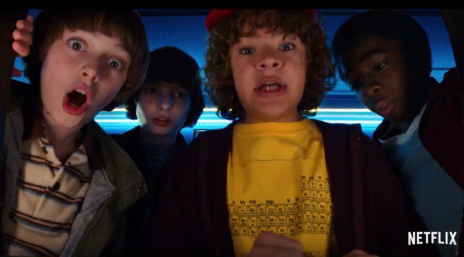 We Can't Wait For 'Stranger Things' Season 2