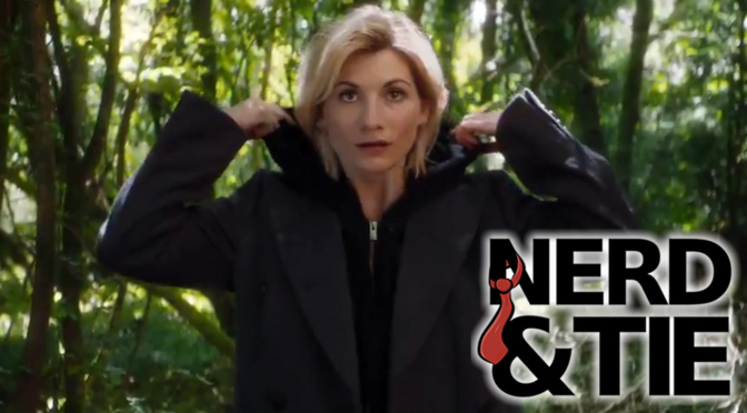 Special: 'Doctor Who' Casts Jodie Whittaker as 13th Doctor