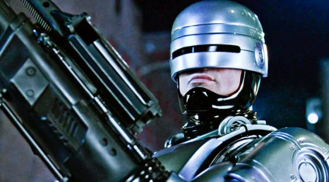 The Original 'RoboCop' to Have 30th Anniversary Theatrical Release