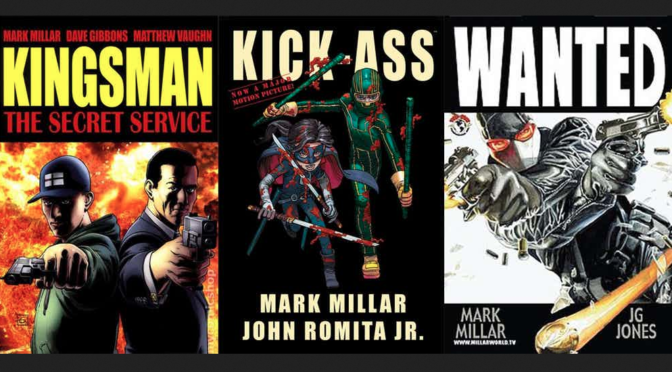 Netflix Purchases Mark Millar's 'Millarworld'