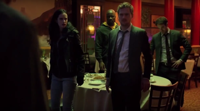 The (Almost) Final Trailer For 'The Defenders' Has Arrived