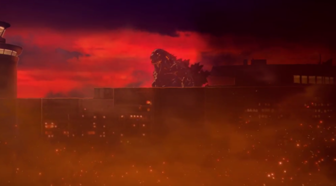 The New Trailer For 'Godzilla: Monster Planet' Looks Pretty Damned Amazing