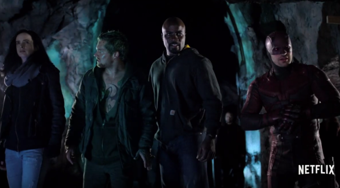 And One Last Trailer For 'The Defenders' For Good Measure