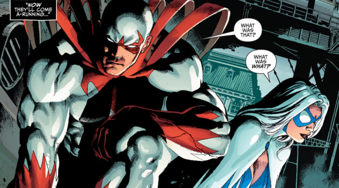 Alan Ritchson and Minka Kelly Cast as Hawk and Dove in 'Titans'