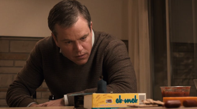 The 'Downsizing' Trailer Sure is a Trip