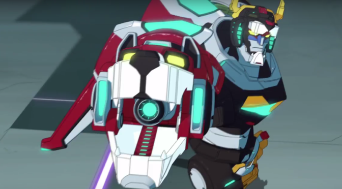 The First 'Voltron: Legendary Defender' Season 4 Trailer Looks Awesome