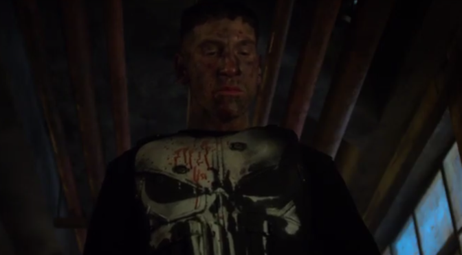 The First Full Trailer For Netflix's 'The Punisher' Shows a Much Bloodier MCU
