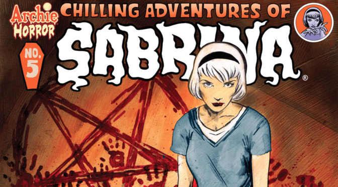 'Riverdale' Spinoff 'The Chilling Adventures of Sabrina' Coming to The CW