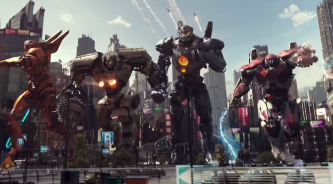 We Couldn't Be More Excited About the 'Pacific Rim: Uprising' Trailer