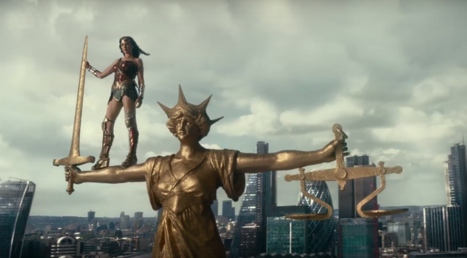So There's Another 'Justice League' Trailer