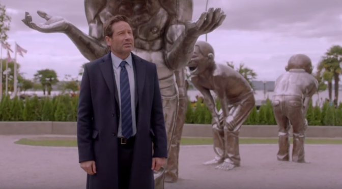 Mulder and Scully's Son is Central to 'The X-Files' Season 11 Trailer