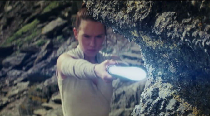 The Second Trailer For 'Star Wars: The Last Jedi' Looks Frigging Amazing