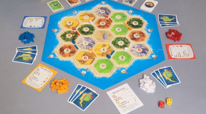 'The Settlers of Catan' Movie in Development, Because Why the Hell Not