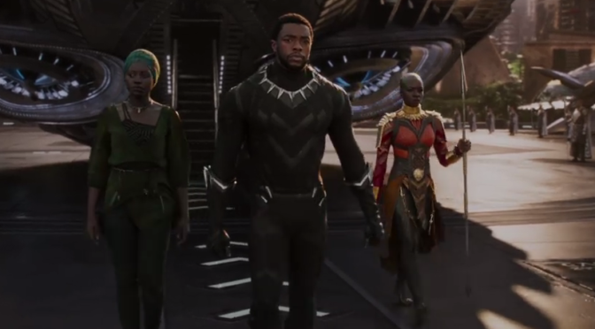 The New 'Black Panther' Trailer Finally Gives Us Some Plot Details