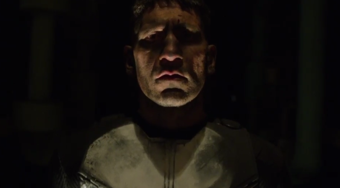Netflix Gives Us a New Trailer For 'The Punisher' Along With a Release Date