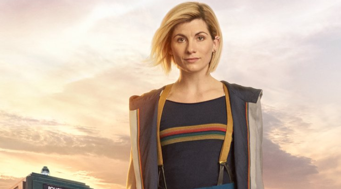 First Look at Jodie Whittaker's Doctor (And an Updated TARDIS)