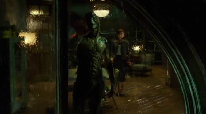 The Final Trailer for 'The Shape of Water' Is All About the Cold War