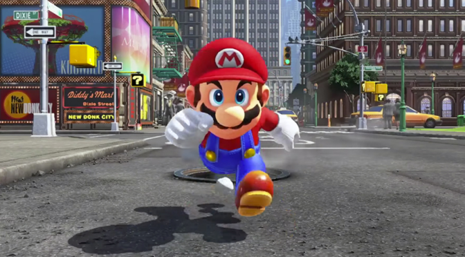 A (Thankfully Animated) Super Mario Bros Film Is in Development