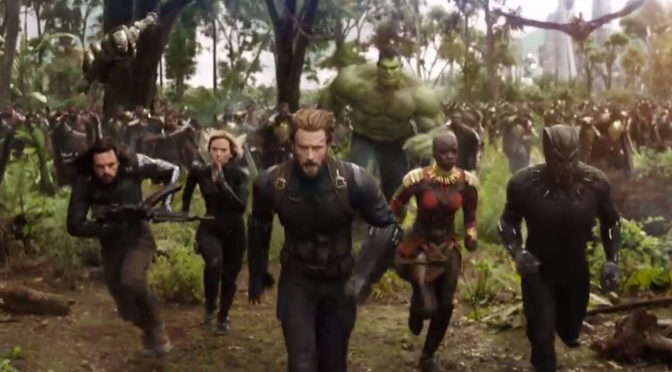 The First Trailer for 'Avengers: Infinity War' Is Just Full of… Everyone