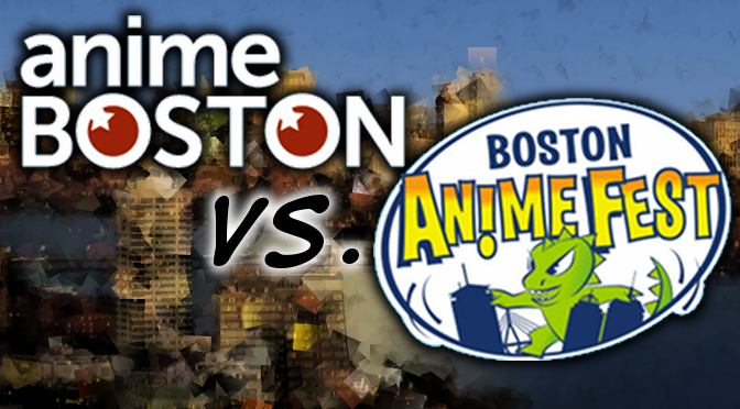 Anime Boston Organizers Suing Similarly Named Event