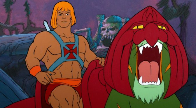 Sony Is Trying to Get David S. Goyer to Direct the 'He-Man' Movie