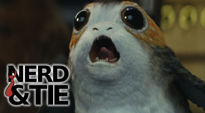 Episode 113 – Screaming Porg Edition