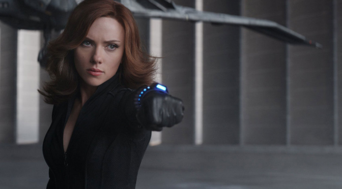 Holy Crap, Marvel's Actually Moving Forward on a Black Widow Movie