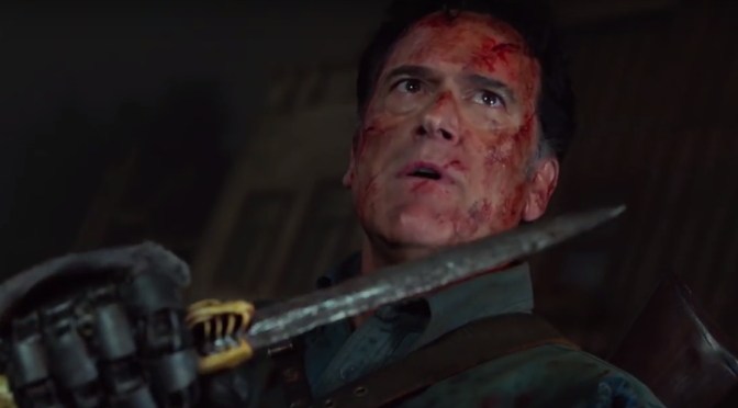 In the Trailer For 'Ash vs. Evil Dead' Season 3, the Final Test Is Coming