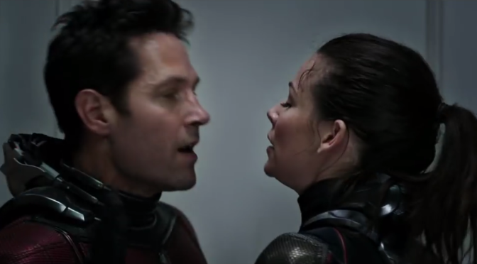 The 'Ant-Man and the Wasp' Trailer Answers a Nagging Question