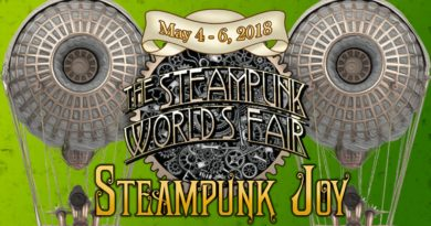 Steampunk World's Fair Cancelled… Sort Of. Mostly. This is Confusing. (Updated)