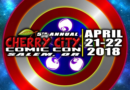 Cherry City Comic Con Confusingly Cancelled and then Uncancelled? (Updated)