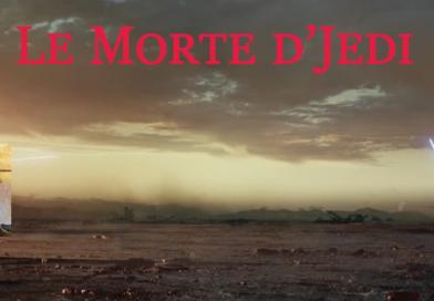 Le Morte d'Jedi: Luke Skywalker and King Arthur