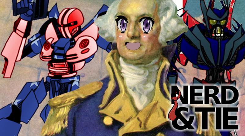 Episode 126 – Revolutionary Boy Washington