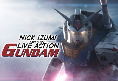 Nick Izumi's Thoughts on Live Action Gundam