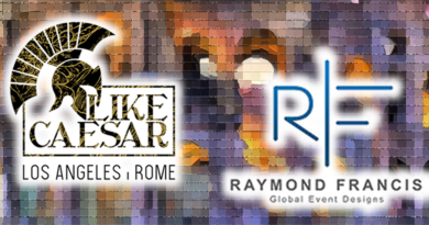 "Is Ray Jelley Running a Roman Themed Event Called ""Like Caesar?"""