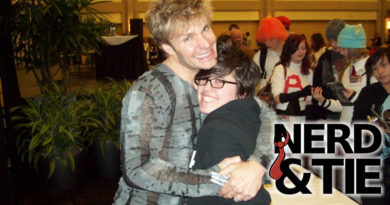 Vic Mignogna and Missing Stairs (Episode 140)