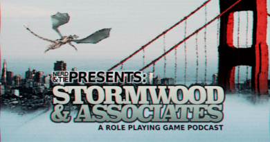 Announcing Our New RPG Play Podcast 'Stormwood & Associates'